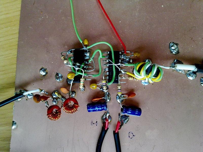 SDR HF receiver design